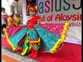 Pelangi Exotic. Lomba Fashion Show Anak, SD Aloysius Semarang Feb 2016