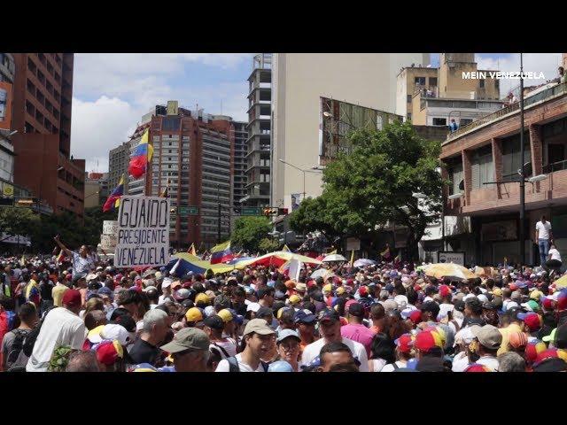 Krise in Venezuela - Mein Leben unter Maduro