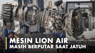 Pesawat Lion Air JT 610 Pecah Saat Sentuh Air