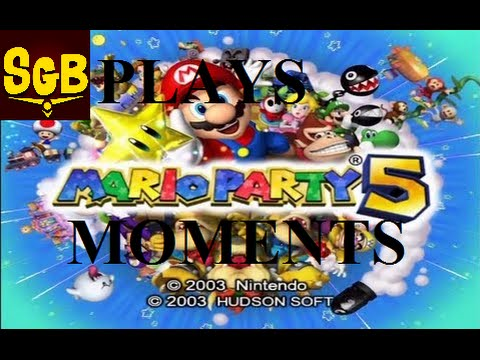 Best of SGB Plays Mario Party 5 - Sweet Dreams