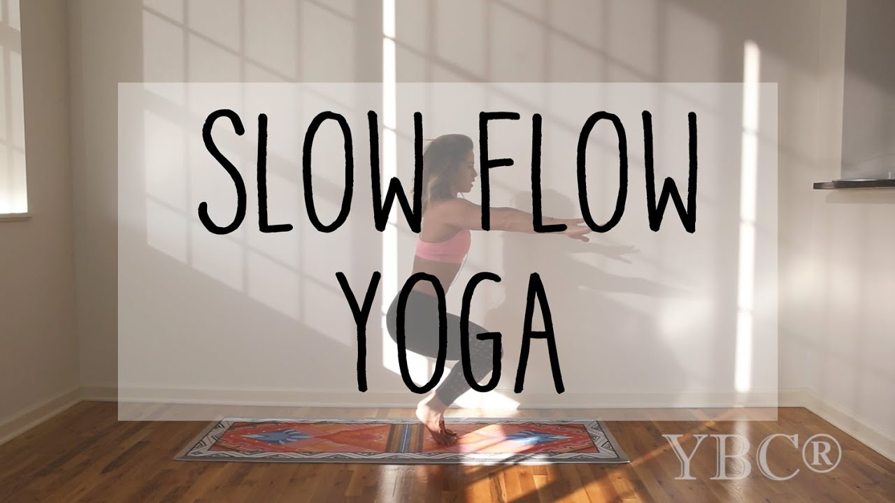 15 Minute Slow Flow Yoga