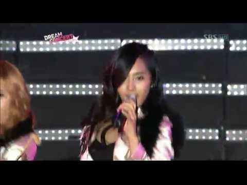 Dream Concert-Tell me your wish (Genie) SNSD