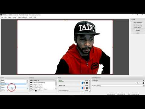 OBS Studio Experiment - Tips And Tricks