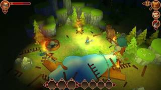 Quest Hunter Gameplay (PC game)
