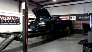 Vengeance Racing LS7 swapped 2001 Camaro SS Dyno Pull