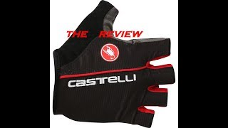 Castelli Men's Cycling Gloves Review