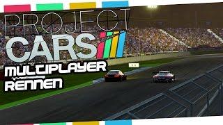 Hockenheim GT3 Rennen - Project CARS MP