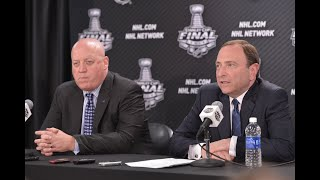 Notes From NHL Press Conference Ahead of the Season