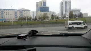 Пробный заезд после Чип-тюнинг Kia Sportage 2.0 АТ_150 л.с.