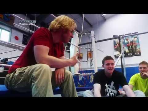 Pro Wrestling Seminar - Building A Character