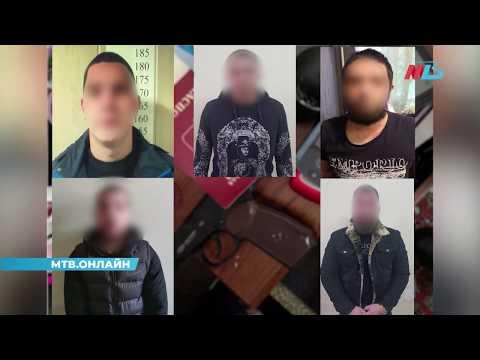 Опубликовано видео задержания вымогателей из Волгограда и Калача