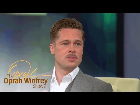 "Brad Pitt: Raising Kids Is the ""Greatest Thing I've Ever Taken On 