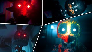 Download Video The Joy of Creation Story Mode 'Living Room' All Jumpscares MP3 3GP MP4