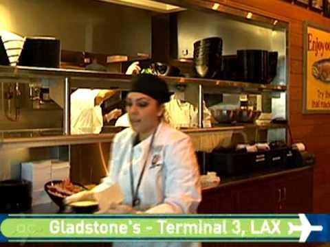LAX - Gladstone's