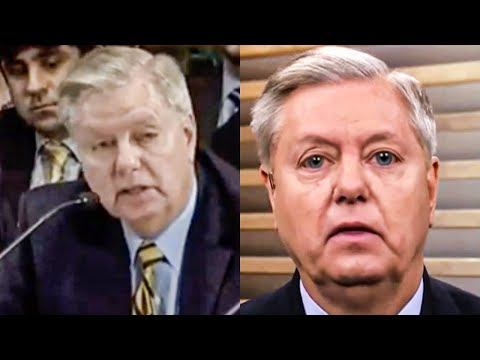 Past Lindsey Graham Smacks His Current Self in the Face