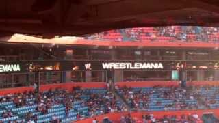 WWE WrestleMania 28 Miami