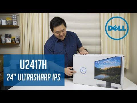 Dell Ultrasharp 24
