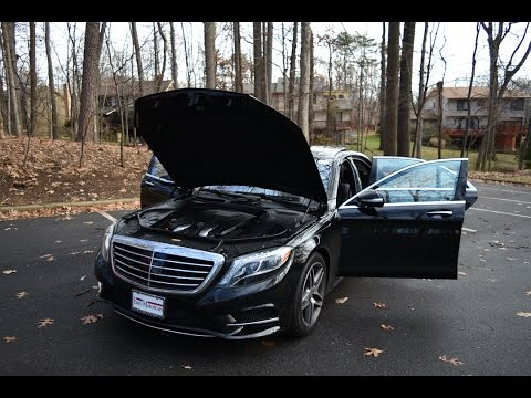 Mercedes S-Class Buyer's & Owner's Guide