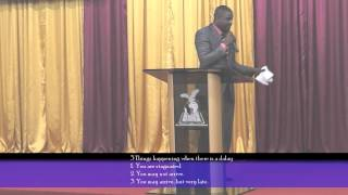 """No More Delay"" by Prophet Dr. Moses Mukwiza"