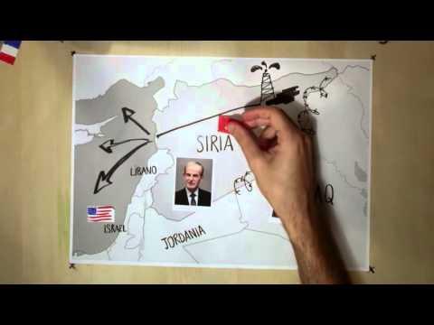#WHYSYRIA- LA CRISI SIRIANA SPIEGATA IN 10 MINUTI E 15 MAPPE: VIDEO