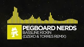 Repeat youtube video [Electro] : Pegboard Nerds - Bassline Kickin (Dzeko & Torres Remix) [Monstercat FREE EP Release]