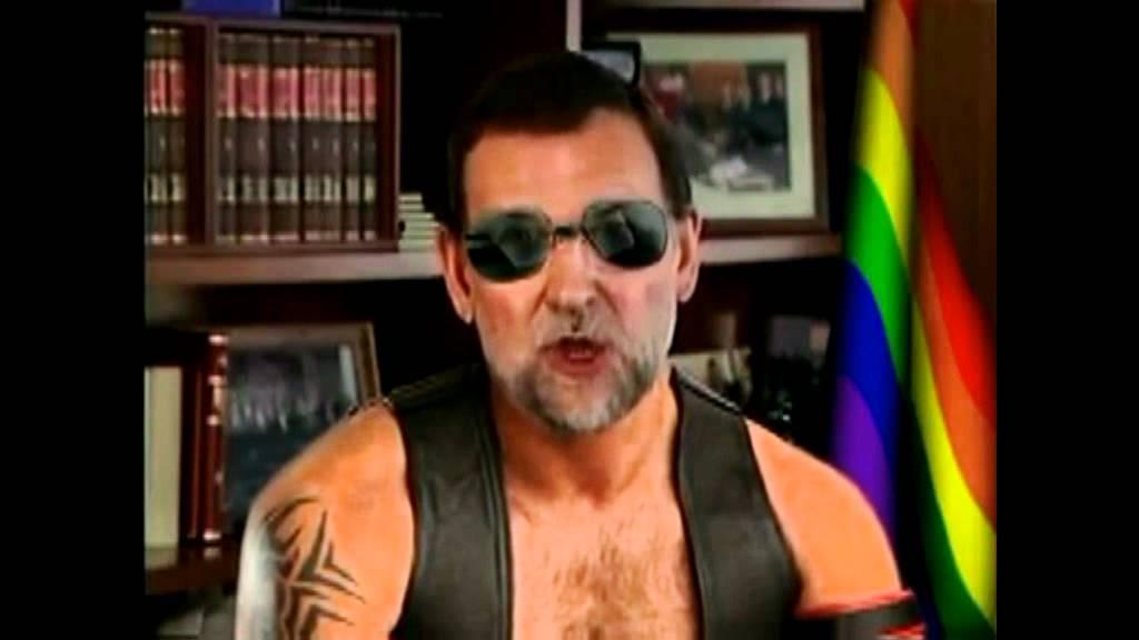 Mariano raroy es gay