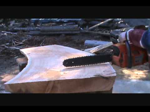 How To Build A Log Coffee Table Part 1 Of 2   YouTube