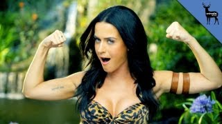 Repeat youtube video Is Katy Perry's 'Roar' Cruel To Animals?