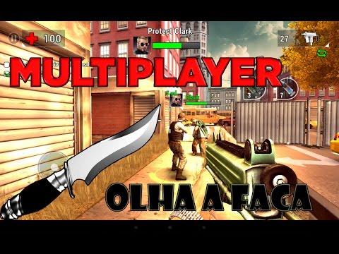 UNKILLED Nova Atualização Multiplayer - Primeira Partida