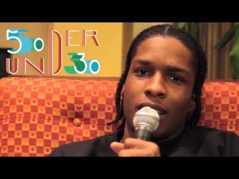A$AP Rocky on Vampire Weekend: My Favorite Things