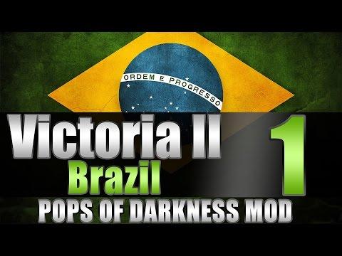 """Victoria 2 Brazil PDM """"Empire of Tobacco and Sugar!"""" EP:1"""