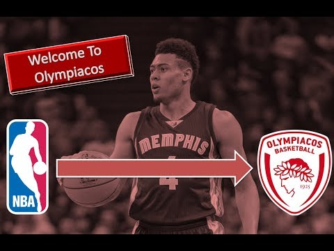 Wade Baldwin Welcome To Olympiacos ● Best Plays & Highlights