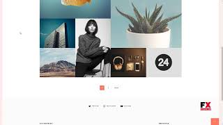 Wilco - Content Focused, Typography Blog Theme      Garry Sinclair