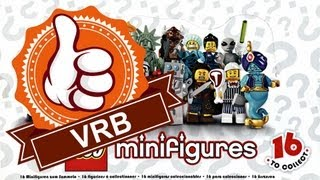 Обзор LEGO 8827, 6 серия коллекционных минифигурок.(Обзор LEGO, 6 серия, коллекционных минифигурок! COMPLETE Set! LEGO Collectable Minifigures (Series 6) Review. Полный список обзоров Колле..., 2013-06-09T10:53:31.000Z)