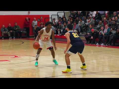 Xaverian vs. Catholic Memorial Basketball Highlights; NBA Legend Kobe Bryant Tribute