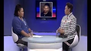Up Close, Angie Motshekga, 04 November 2013