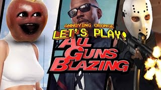 Midget Apple Plays -  All Guns Blazing #1