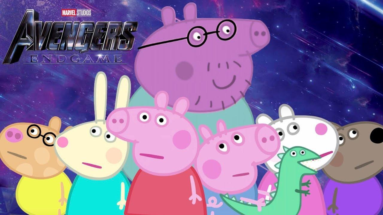 Peppa Pig Endgame Official Trailer Youtube