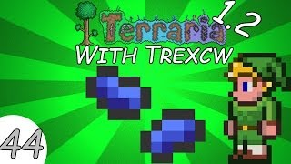 Terraria 1.2 with Trexcw - Episode- 44 The New Surface Mushroom Biome