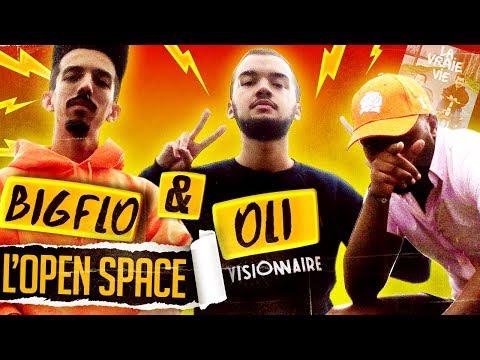 L'OPEN SPACE SAISON 2 - BIGFLO & OLI