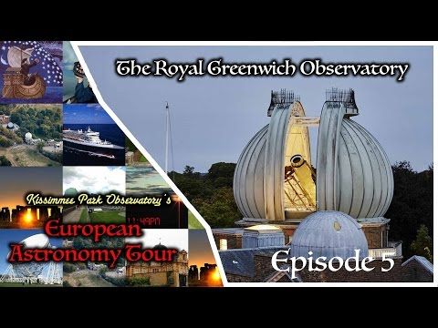 EAT #05 - The Royal Observatory Greenwich