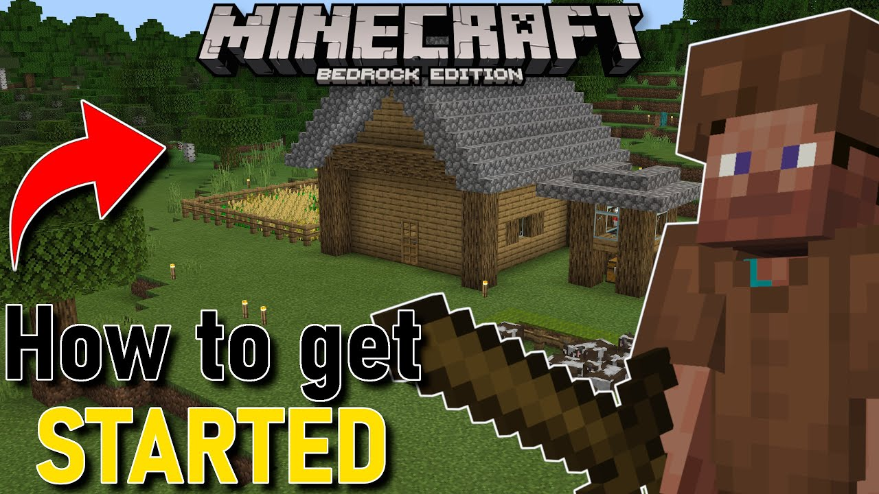 How To Start your Minecraft Survival PROPERLY!   Survival Beginner Tips & Tricks!