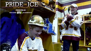 """Giving Back"" Pride on Ice: Gopher Men"