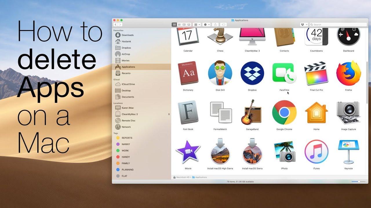 How To Delete Vpn App From Mac