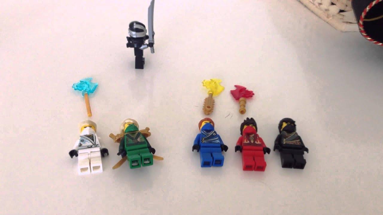Lego Ninjago 2014 EP1 ...
