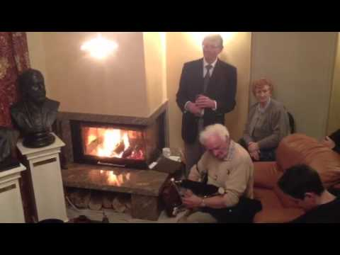 Bruhenny TV: Philip Cotter at 5th Sean Clarach Night in Booney House in Churchtown