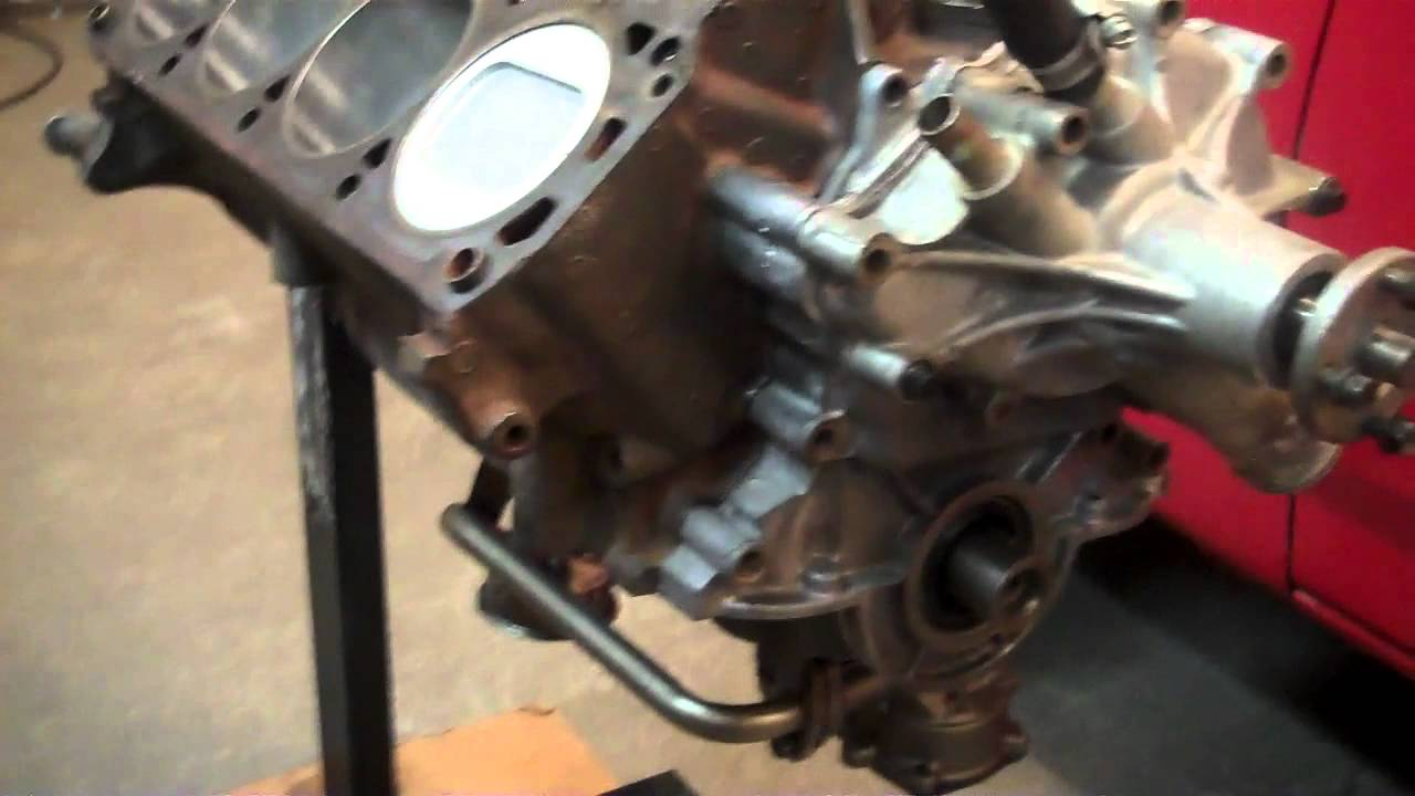 93 ford lightning engine build youtube
