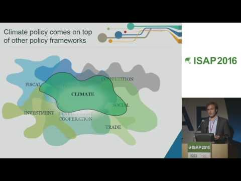 ISAP2016 (SP-1) Policy Alignment for Mobilising Low-carbon Investment