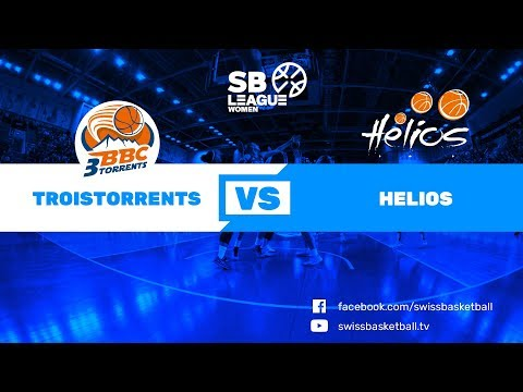 SB League Women - Day 1: Troistorrents vs. Hélios