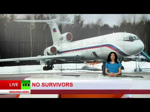 92 dead as Russian plane carrying military band crashes en route to Syria (5)